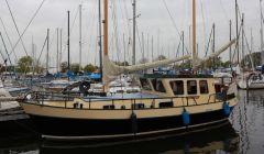Combi Spitsgatkotter 1100, Motorsailor Combi Spitsgatkotter 1100 for sale by White Whale Yachtbrokers
