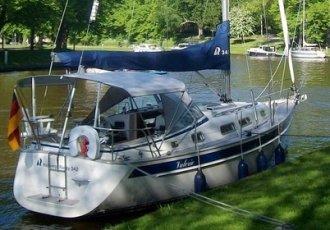 Hallberg Rassy 342, Zeiljacht Hallberg Rassy 342 te koop bij White Whale Yachtbrokers