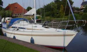 Moody 31 MK2 Bilge Kielen 1,12m., Zeiljacht  for sale by Skipshandel Stavoren