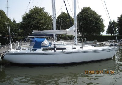 Catalina 36, Zeiljacht Catalina 36 te koop bij Skipshandel Stavoren