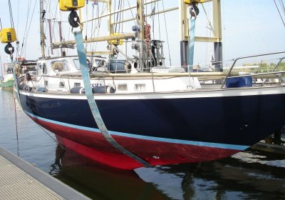 Beister 46, Zeiljacht Beister 46 te koop bij Skipshandel Stavoren