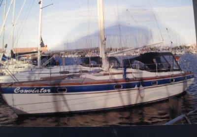 Genzel Phantom 38, Zeiljacht Genzel Phantom 38 te koop bij Skipshandel Stavoren