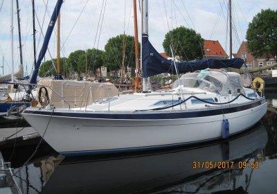 Moody 333, Zeiljacht Moody 333 te koop bij Skipshandel Stavoren