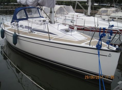 Dehler 29, Zeiljacht  for sale by Skipshandel Stavoren