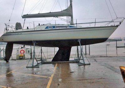 Dehler 34, Zeiljacht Dehler 34 te koop bij Skipshandel Stavoren