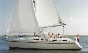 Moody 38, Sailing Yacht  for sale by Skipshandel Stavoren