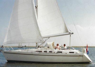 Moody 38, Zeiljacht Moody 38 te koop bij Skipshandel Stavoren