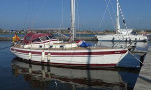Najad 360, Sailing Yacht  for sale by Skipshandel Stavoren