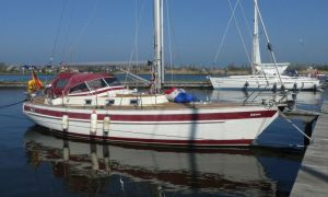 Najad 360, Zeiljacht  for sale by Skipshandel Stavoren