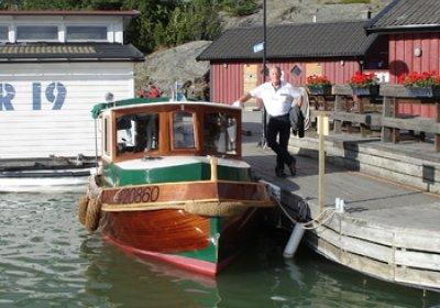 One Off Minerva, Traditional/classic motor boat One Off Minerva for sale at Skipshandel Stavoren