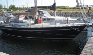 Breehorn 37, Sailing Yacht  for sale by Skipshandel Stavoren
