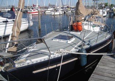 Breehorn 37, Zeiljacht Breehorn 37 te koop bij Skipshandel Stavoren