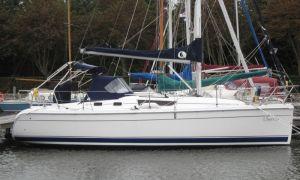 Hunter 31, Zeiljacht  for sale by Skipshandel Stavoren