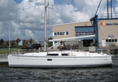 Hanse 375, Sailing Yacht Hanse 375 for sale at Skipshandel Stavoren