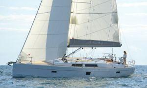 Hanse 445, Sailing Yacht  for sale by Skipshandel Stavoren