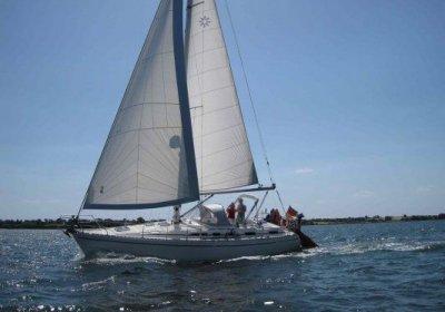 Moody 38 CC, Zeiljacht Moody 38 CC te koop bij Skipshandel Stavoren