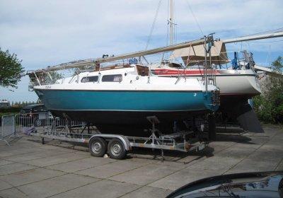 Neptun 26, Zeiljacht Neptun 26 te koop bij Skipshandel Stavoren