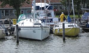 Beneteau Oceanis Clipper 321, Zeiljacht  for sale by Skipshandel Stavoren