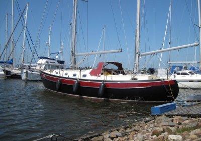 Skarpsno 41 - (ontw. Dick Zaal), Sailing Yacht Skarpsno 41 - (ontw. Dick Zaal) for sale at Skipshandel Stavoren