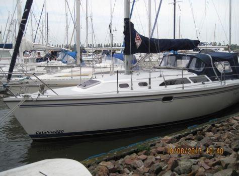 Catalina 320, Zeiljacht  for sale by Skipshandel Stavoren