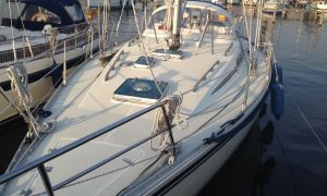Moody 37 CC, Zeiljacht  for sale by Skipshandel Stavoren