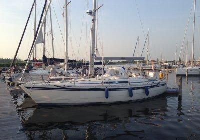 Moody 37 CC, Zeiljacht Moody 37 CC te koop bij Skipshandel Stavoren