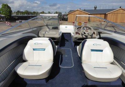 Bayliner 2050 Capri LS - Special Edition, Speed- en sportboten Bayliner 2050 Capri LS - Special Edition te koop bij Wehmeyer Yacht Brokers