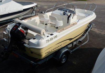 Jeanneau Cap Camarat 515 Style, Sloep Jeanneau Cap Camarat 515 Style te koop bij Wehmeyer Yacht Brokers