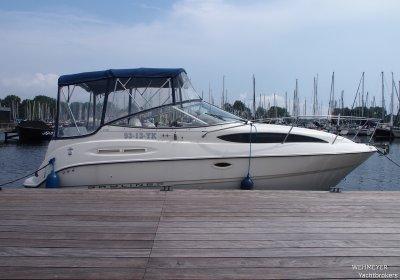 Bayliner 245 Ciera, Motorjacht Bayliner 245 Ciera te koop bij Wehmeyer Yacht Brokers