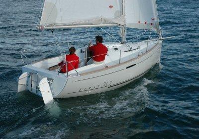 Beneteau First 21.7, Zeiljacht Beneteau First 21.7 te koop bij Wehmeyer Yacht Brokers