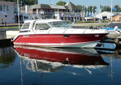 Nimbus 26 Epoca Coupe, Motorjacht Nimbus 26 Epoca Coupe te koop bij Wehmeyer Yacht Brokers