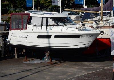 Jeanneau Merry Fisher 855, Motorjacht Jeanneau Merry Fisher 855 te koop bij Wehmeyer Yacht Brokers
