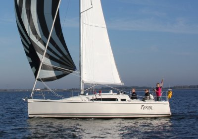 Winner 900 Limited, Zeiljacht Winner 900 Limited te koop bij Wehmeyer Yacht Brokers
