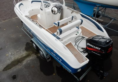 Quicksilver 600 Commander, Speed- en sportboten Quicksilver 600 Commander te koop bij Wehmeyer Yacht Brokers