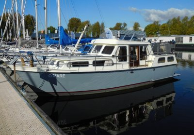 Hollandia 1000, Motorjacht Hollandia 1000 te koop bij Wehmeyer Yacht Brokers