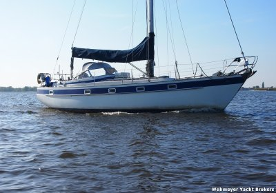 Hallberg Rassy 38, Zeiljacht Hallberg Rassy 38 te koop bij Wehmeyer Yacht Brokers