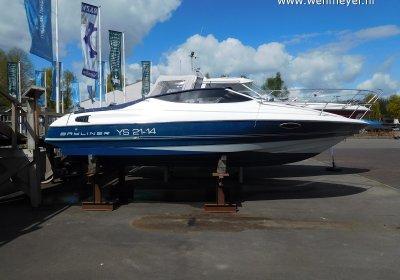 Bayliner 2252 Capri Cuddy, Speed- en sportboten Bayliner 2252 Capri Cuddy te koop bij Wehmeyer Yacht Brokers