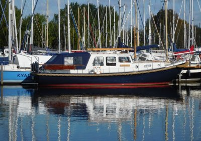 Valkvlet 1160 AK - OK (1190), Motorjacht Valkvlet 1160 AK - OK (1190) te koop bij Wehmeyer Yacht Brokers
