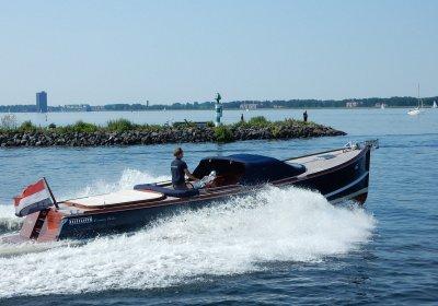 Brandaris Barkas 1100 Open, Motorjacht Brandaris Barkas 1100 Open te koop bij Wehmeyer Yacht Brokers