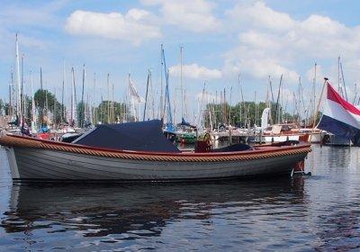 Kapiteinssloep 720 Wajer Launch 7 Comfort, Sloep Kapiteinssloep 720 Wajer Launch 7 Comfort te koop bij Wehmeyer Yacht Brokers