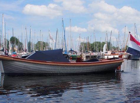 Kapiteinssloep 720 Wajer Launch 7 Comfort, Sloep  for sale by Wehmeyer Yacht Brokers