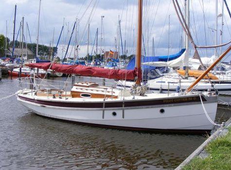 Pilot Cutter 30 Cornish Crabber, Zeiljacht  for sale by Wehmeyer Yacht Brokers