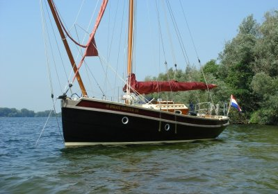Pilot CUTTER 30 Cornish Crabber, Zeiljacht Pilot CUTTER 30 Cornish Crabber te koop bij Wehmeyer Yacht Brokers