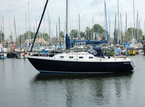 Hurley 800 Classic, Zeiljacht  for sale by Wehmeyer Yacht Brokers