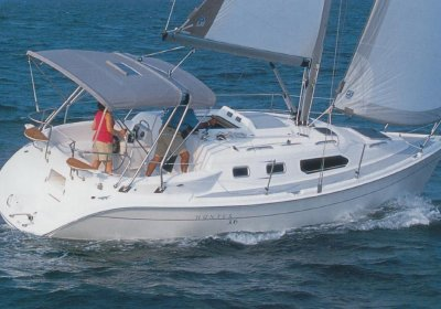 Hunter 306, Zeiljacht Hunter 306 te koop bij Wehmeyer Yacht Brokers