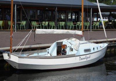 Drascombe Drifter 22, Klassiek scherp jacht Drascombe Drifter 22 te koop bij Wehmeyer Yacht Brokers