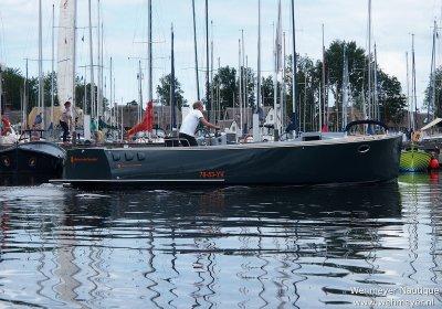 AdmiralsTender C28 Demo, Sloep AdmiralsTender C28 Demo te koop bij Wehmeyer Yacht Brokers