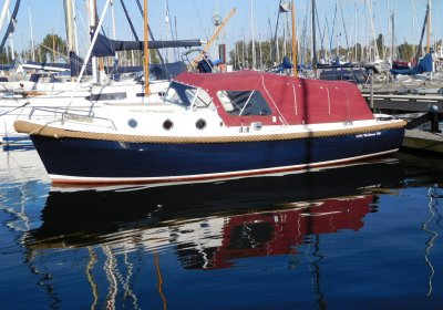 ONJ Werkboot 760, Sloep ONJ Werkboot 760 te koop bij Wehmeyer Yacht Brokers