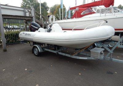 Zodiac Yacht Line 470 DL, RIB en opblaasboot Zodiac Yacht Line 470 DL te koop bij Wehmeyer Yacht Brokers