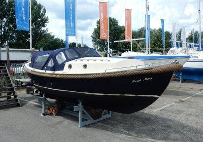Langweerder Sloep 750 Cabin, Sloep Langweerder Sloep 750 Cabin te koop bij Wehmeyer Yacht Brokers